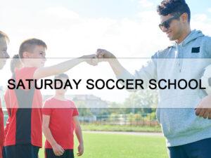 Saturday Soccer Schoole
