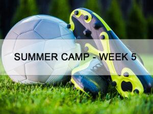 Football Summer Camp
